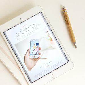 ebook como crear historias efectivas para Instagram